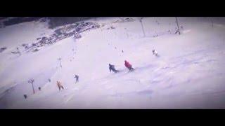 Лучший горнолыжный курорт России. Кувандык))))(, 2016-02-23T15:37:16.000Z)
