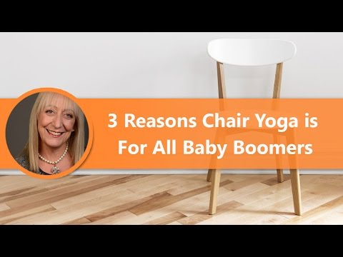 Chair Yoga is for Everyone, Not Just Seniors