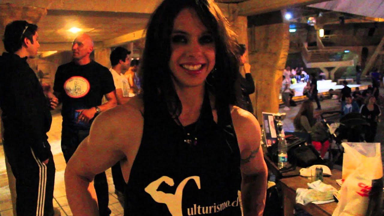 Geraldine Morgan Ifbb Pro Saluda A Culturismo Cl Youtube