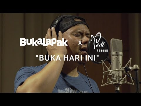 Buka Hari Ini - Official Lyric Video