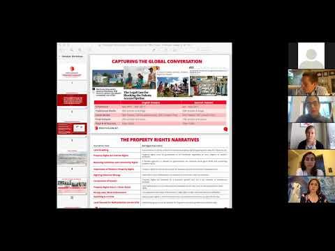 Property Rights Media Barometer and Narrative Analysis