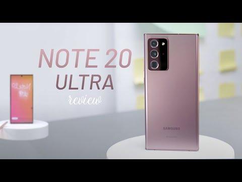 Đánh giá chi tiết Samsung Galaxy Note 20 Ultra