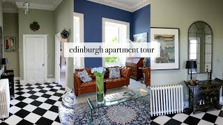 Gambar cover Apartment Tour | Edinburgh, Scotland