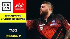Halbfinale & Finale: Wer holt sich den Titel 2019?   Champions League of Darts   DAZN Highlights