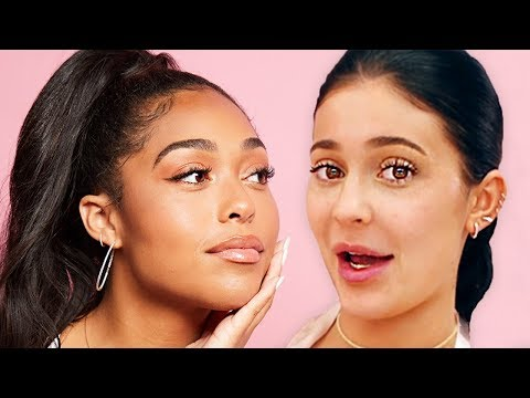 Kylie Jenner Confronts Jordyn Woods At Party After Tristan Thompson Run In