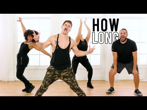 How Long - Charlie Puth | Caleb Marshall | Cardio Concert