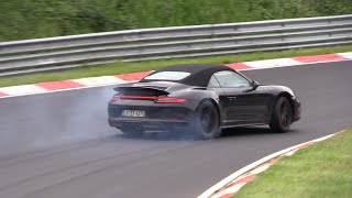 Porsche 991 Carrera GTS MkII - Sounds on the Nurburgring!