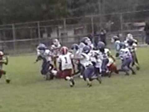 NORMANDY COLTS TINYMITES 2008