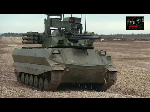 "unmanned tank  russia  ""Military"""