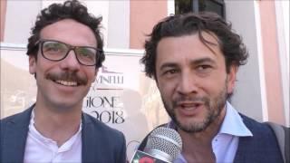 Videointervista a Vinicio Marchioni e Francesco Montanari in Uno Zio Vanja su SpettacoloMania.it