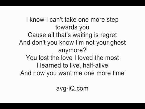 Vote No on : Jar of Hearts Christina Perri Lyrics