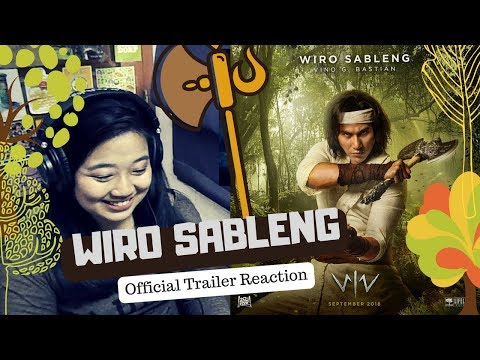 hugely-ridiculous-||-wiro-sableng-official-trailer-reaction