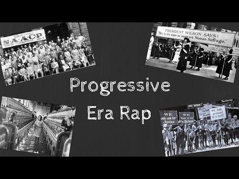 Progressive Era Rap