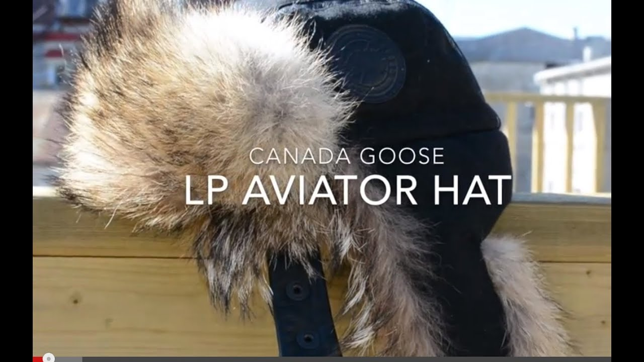Canada Goose chilliwack parka online store - Canada Goose - LP Aviator Hat - Full In-depth Review - YouTube