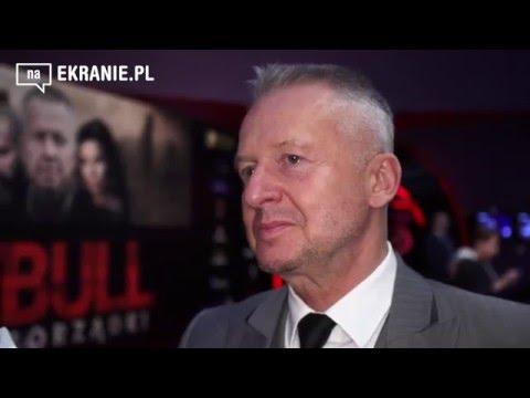 Bogusław Linda (Babcia) - wywiad - Pitbull. Nowe Porządki.