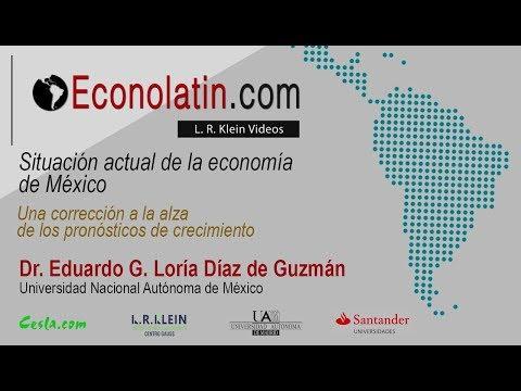 Situación actual de la economía de México en 2017