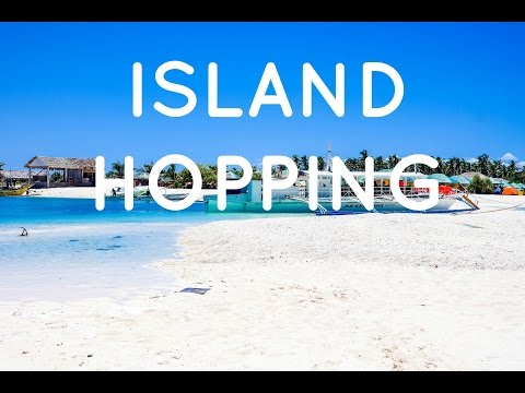 Alibijaban Island Day 1: Island Hopping Activity
