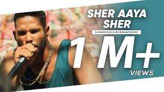 Sher Aaya Sher | Gully Boy | Reggaeton Mix | DJ Ravish & DJ Chico