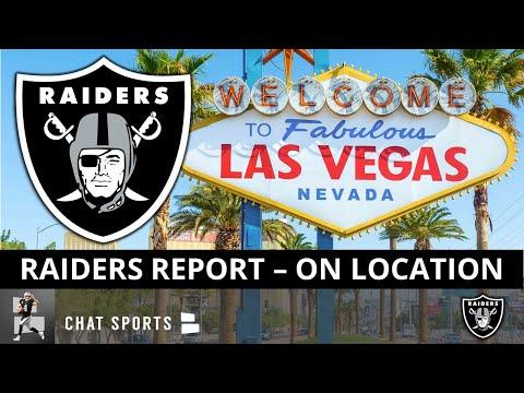 raiders-report-in-las-vegas---rumors-q&a-on-training-camp,-rookies,-jalen-ramsey-&-jadeveon-clowney