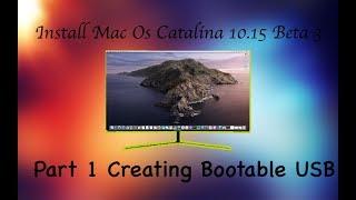 How to create macos catalina bootable usb macintosh hackintosh