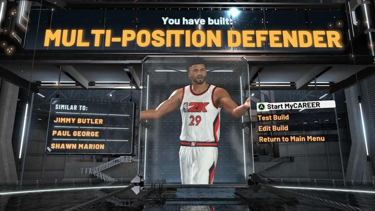 Top 3 Small Forward Builds Patch 7 In Nba 2k20 Most Overpowered Small Forward Builds In 2k20 Youtube