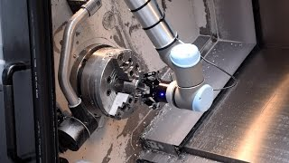 CNC Automation with UR10