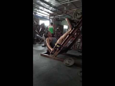Legs program machine