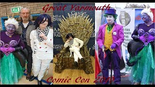 Great Yarmouth Comic Con 2019