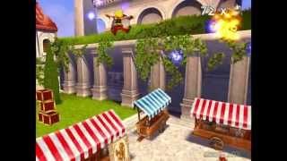 Asterix & Obelix XXL 2 - Gameplay PS2 HD 720P