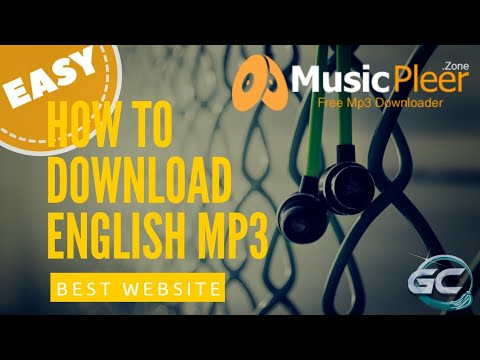 How To Download English Mp3 | Best Website | Mp3 Download
