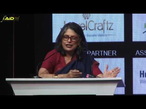 An interesting panel discussion on Women Architects at FOAID 2016, Mumbai Edition