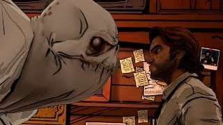 The Wolf Among Us Episode 1 Faith - Grendel Fight