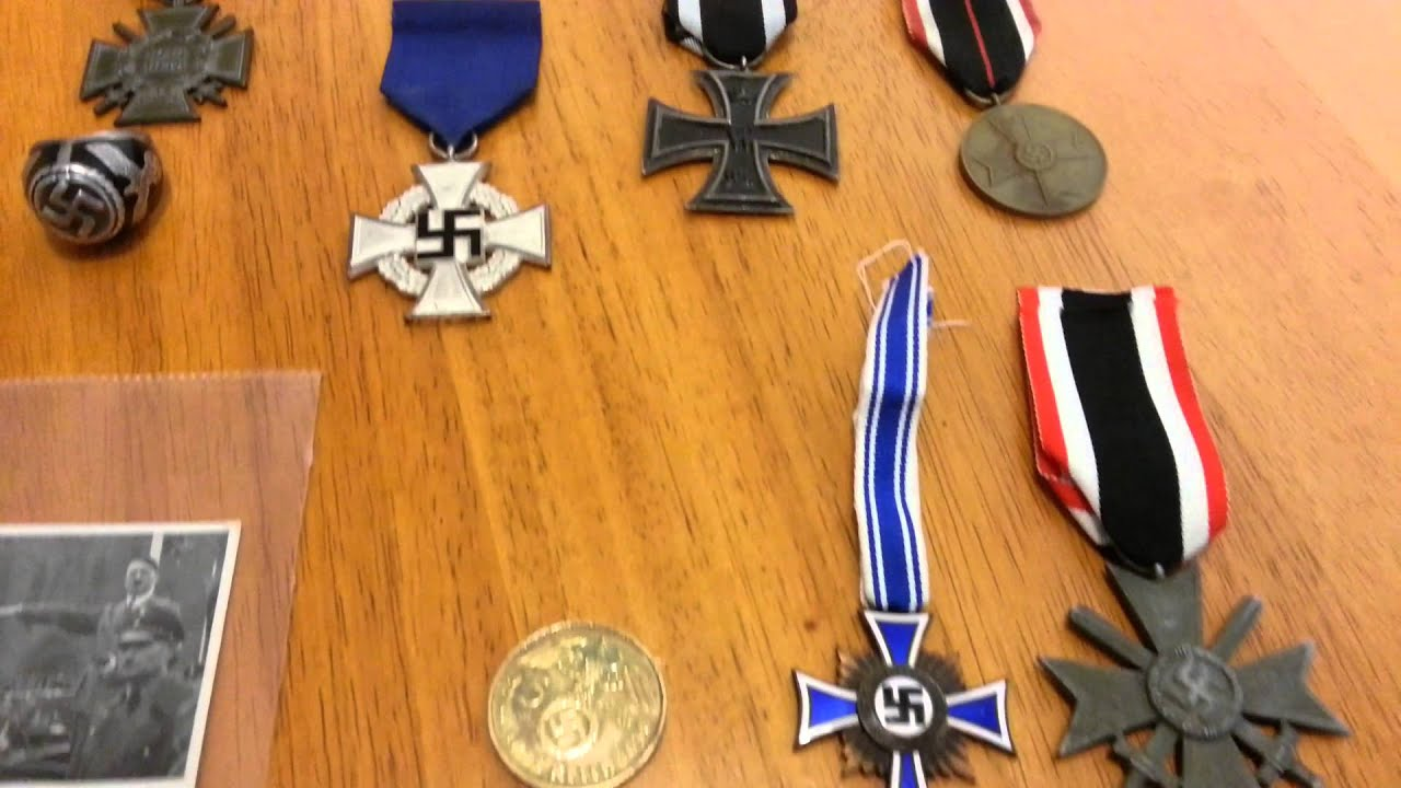 WW2 German Militaria Collectibles