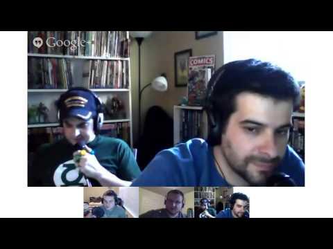 Episode 65: Green Lantern by Geoff Johns