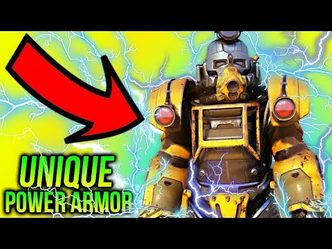 """Fallout 76 Best Armor - """"EXCAVATOR POWER ARMOR"""" (Location Guide) thumbnail"""