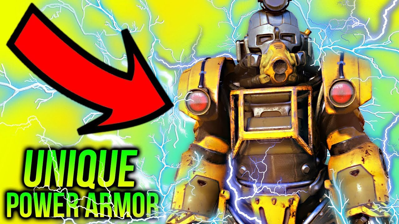 ace3f26537107 Fallout 76 Best Armor -