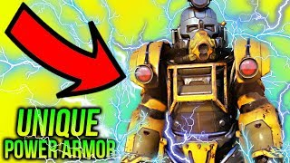 """Fallout 76 Best Armor - """"EXCAVATOR POWER ARMOR"""" (Location Guide)"""