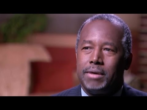 Ben Carson: I was violent, but I have changed