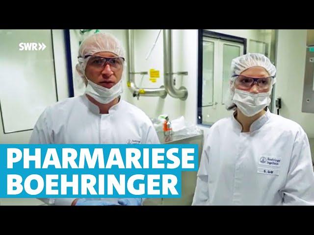 Internationales Familienunternehmen Boehringer Ingelheim - Gesundheit für Kunden und Mitarbeiter