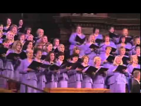 Lift Up Your Heads, O Ye GatesMormon Tabernacle Choir