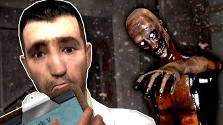 We Must Escape the SCP Facility! - Garry's Mod Gameplay - Gmod SCP Survival