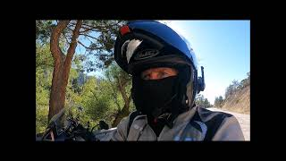 Download Ride the Mountain Road from Vincent Gap to Jackson Lake