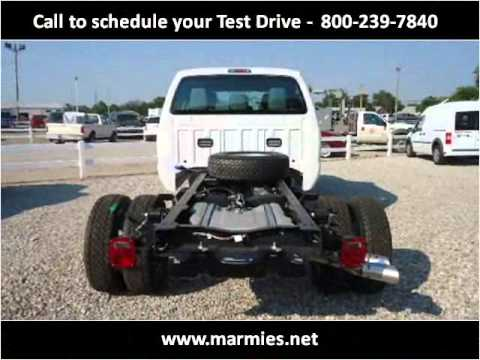 2014 Ford F-350 SD New Cars Great Bend KS - YouTube