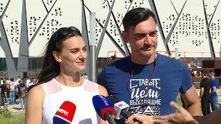В Волгограде состоялся Всероссийский фестиваль уличных видов спорта