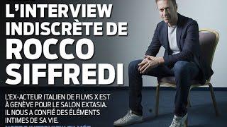 Rocco Siffredi répond à nos questions indiscrètes