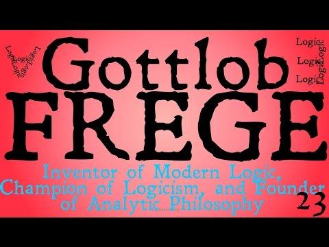 Who Was Gottlob Frege? (Famous Philosophers)
