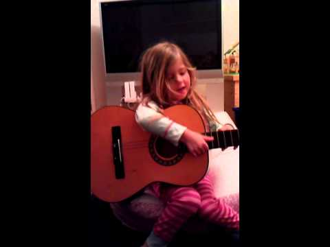 duck song by Nia age 4!