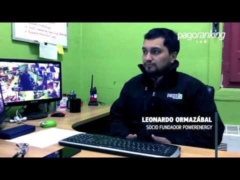 Historias de Clientes: PowerEnergy - Santiago de Chile