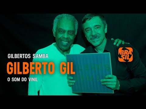 Gilberto Gil E Charles Gavin -