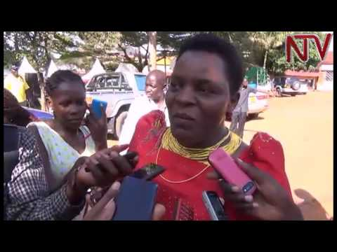 Peace Mutuuzo, state minister for gender, asks Betty Nambooze to join NRM